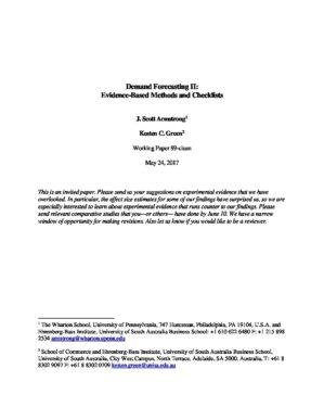 JSA Demand Forecasting-89-clean - Wharton Faculty Platform